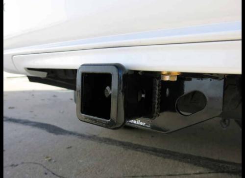 Lexus GX460-ის საბუქსირე