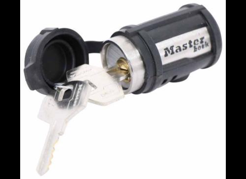 საბუქსირეს ჩამკეტი, გასაღებით